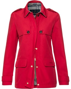 Barbour Funktionsjacke Rothesay rot