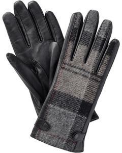 Barbour Handschuhe Galloway grau