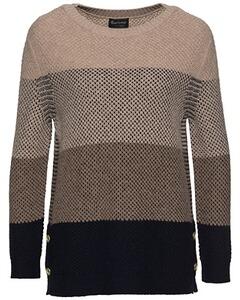 Barbour Pullover Heather braun