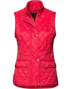 Barbour Steppweste Otterburn pink
