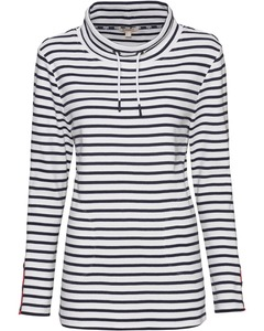 Barbour Sweatshirt Southwold grau