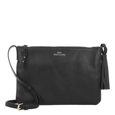 becksöndergaard  Crossbody Bags - Lymbo - in schwarz - für Damen grau