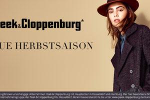 Peek & Cloppenburg Herbstmode