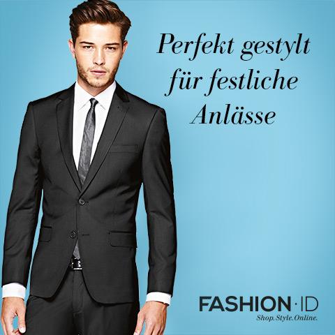 FashionID Männermode
