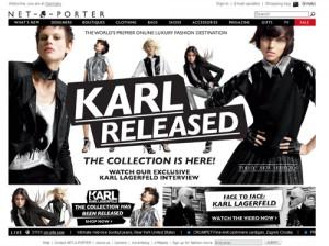 Karl Lagerfeld Kollektion