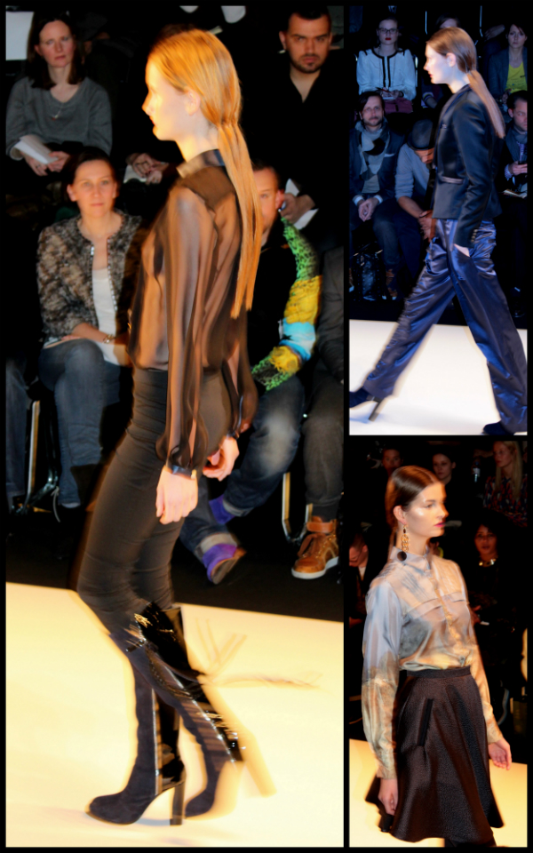 Mercedes Benz Fashion Week A/W 2012