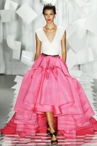 Jason Wu Two-Tone Dress