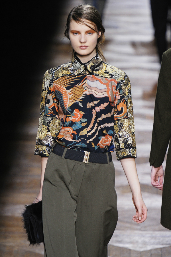 Dries Van Noten Herbst/Winter 2012