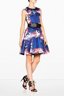 print-kleid