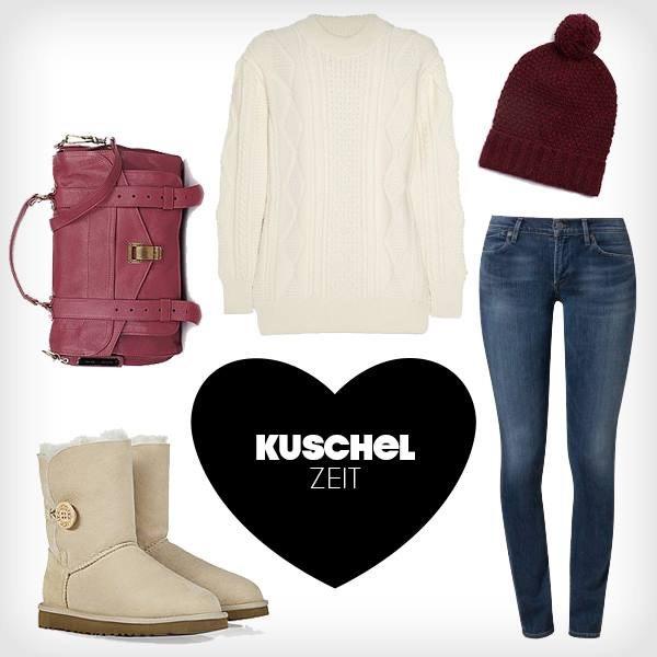 Zopfmuster Outfit