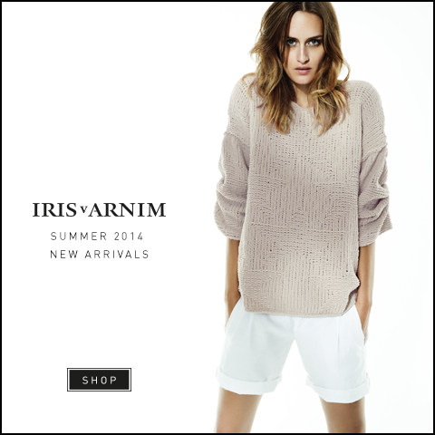 Iris von Arnim Sommer 2014