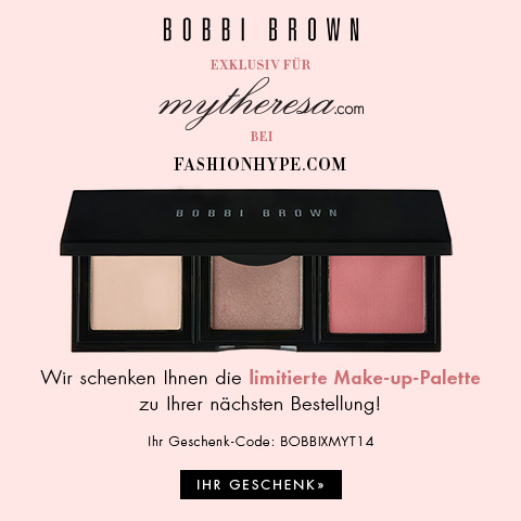 Limitierte Bobbi Brown Palette