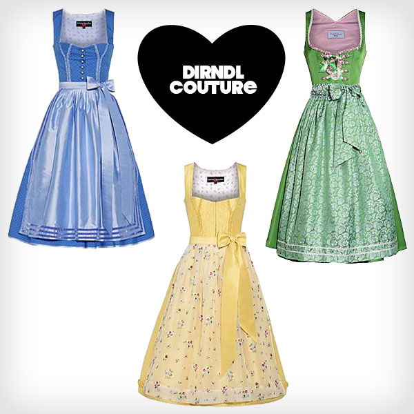 Dirndl Couture