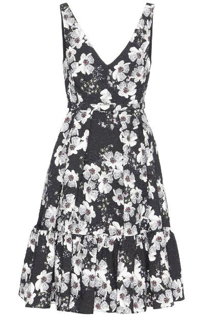 Kleid von Erdem
