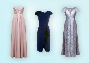 schicke Hochzeitsgastkleider