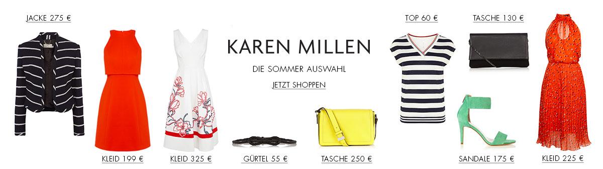 Karen Millen Sommer 2015