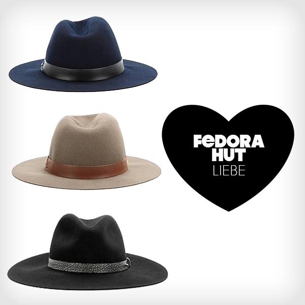 Fedora Hüte