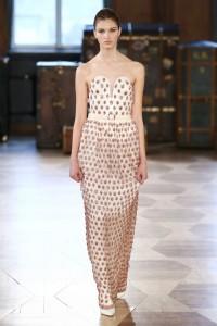 Marina Hoermanseder Besticktes Kleid
