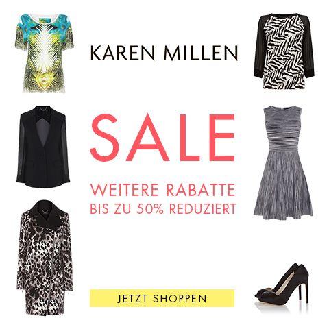 Karen Millen Sommer Sale 2014