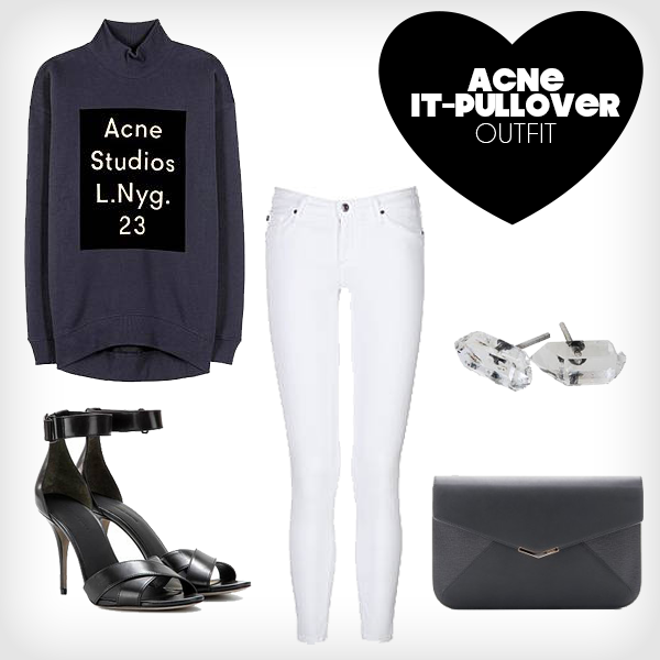 Acne Pullover Outfit