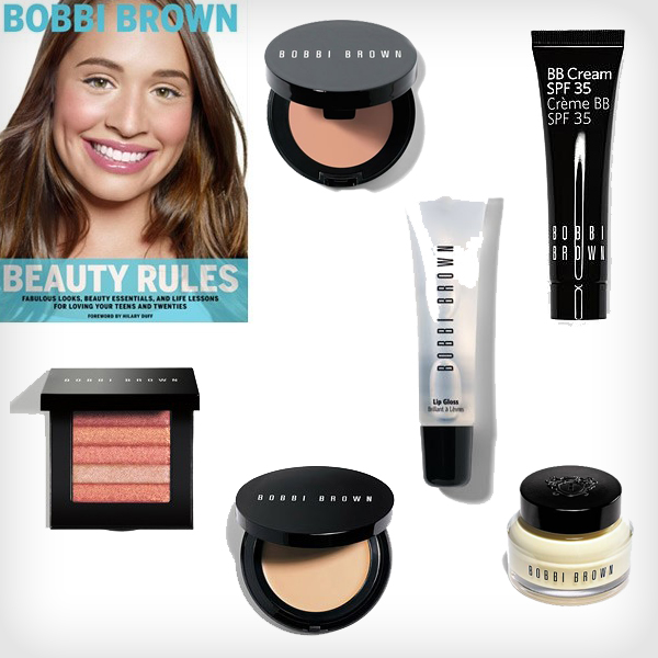Bobbi Brown Sommer Look
