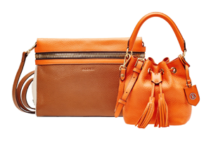 Handtaschen Orange