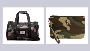 camouflage muster trend