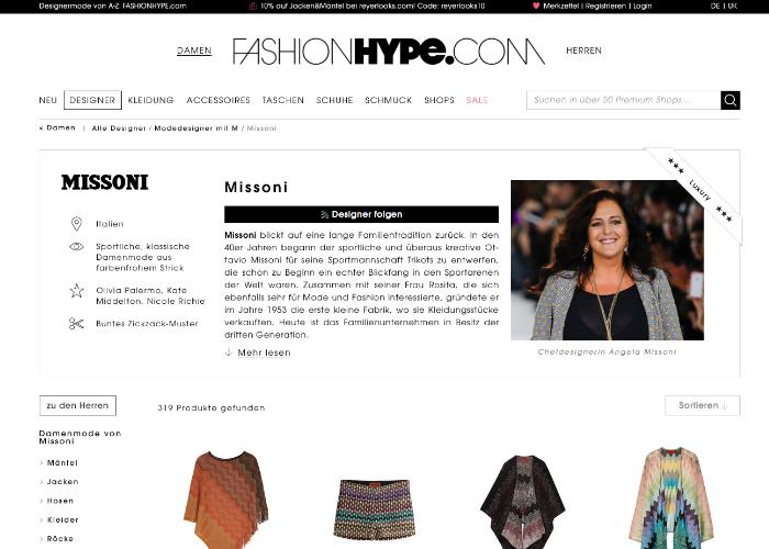 Neue Designerkollektionen