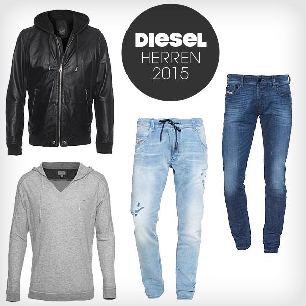 Diesel Männer Sommer 2015