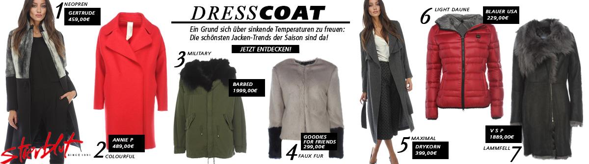 Winterjacken Trends 2015