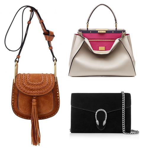 Herbstmode Herbsttrend Designertaschen It-Bags