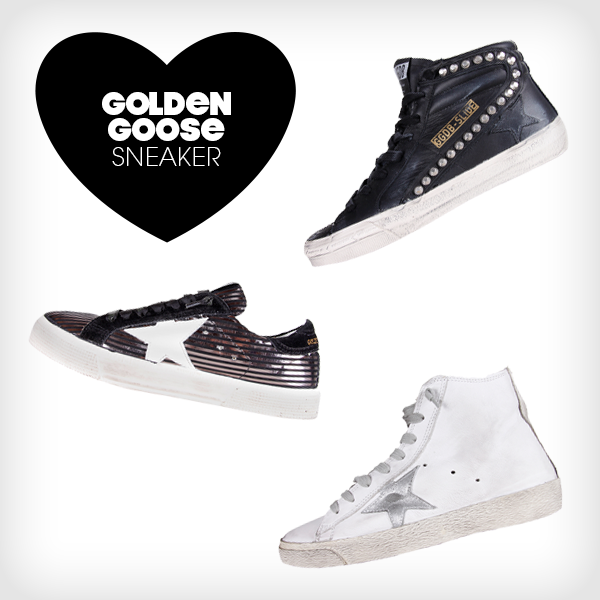 golden goose sneaker winter 2014