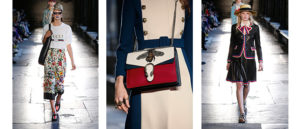 Runway der Gucci Cruise Collection