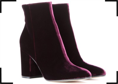 Ankle boots samt