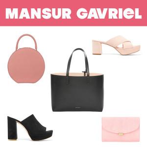 It-Bags von Mansur Gavriel