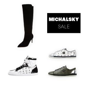 Schuhe von Designer Michael Michalsky