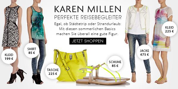 Karen Millen - Perfekte Reisebegleiter