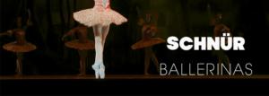 Designer Schnuerballerinas