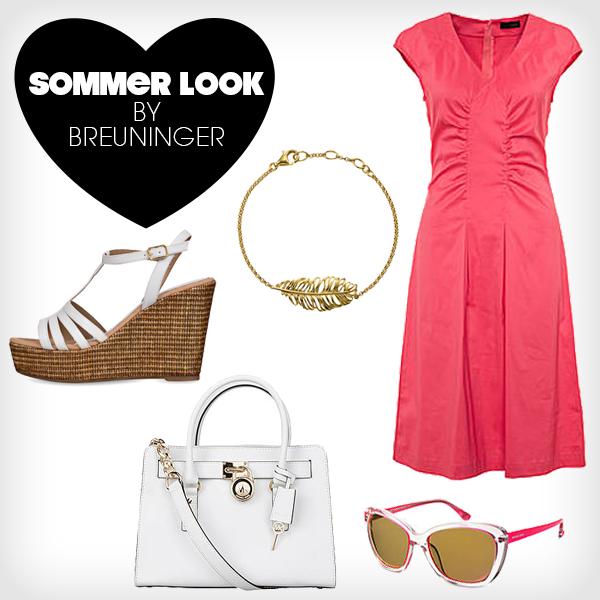 Sommer Look 2014 von Breuninger