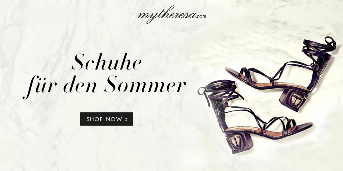 Sommerschuhe von mytheresa.com