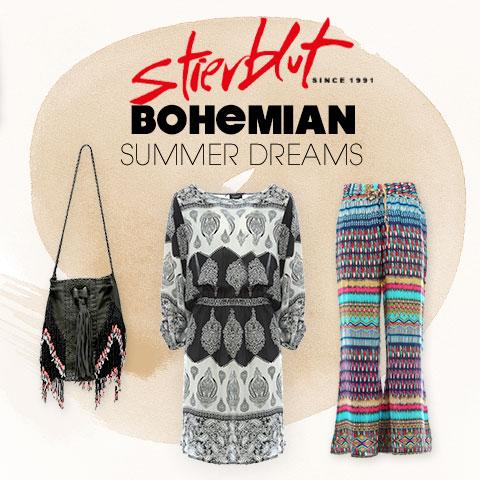 Boho Sommer Look