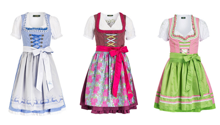 couture dirndl