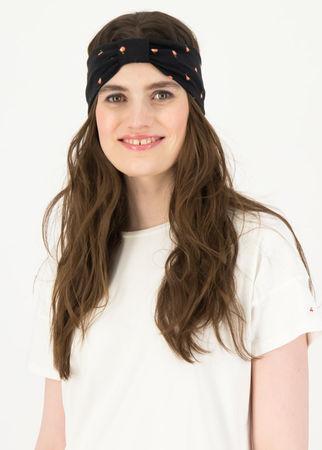 Blutsgeschwister  Haarband happy hair Schwarz Damen