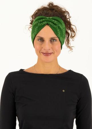Blutsgeschwister  Haarband wild knot Grün Damen