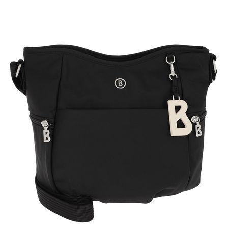 Bogner  Shopper  -  Aria Shoulder Bag Black  - in schwarz  -  Shopper für Damen schwarz