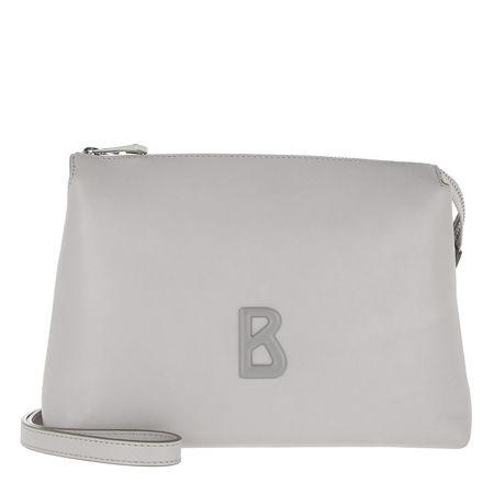 Bogner  Umhängetasche  -  Laax Tilda Shoulder Bag Light Grey  - in grau  -  Umhängetasche für Damen grau
