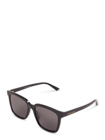 Bottega Veneta  - Sonnenbrille Schwarz grau