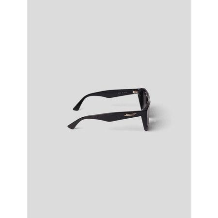 Bottega Veneta Unisex Sonnenbrille im Cat-Eye-Stil