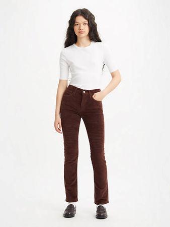 Acne Studios  - Woll-Mohair-Schal 'Vally' Multi/Braun