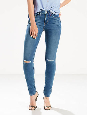 Levi's  311™ Shaping Skinny Stretch Jeans - Mittlere Waschung / Breeze Along Damen